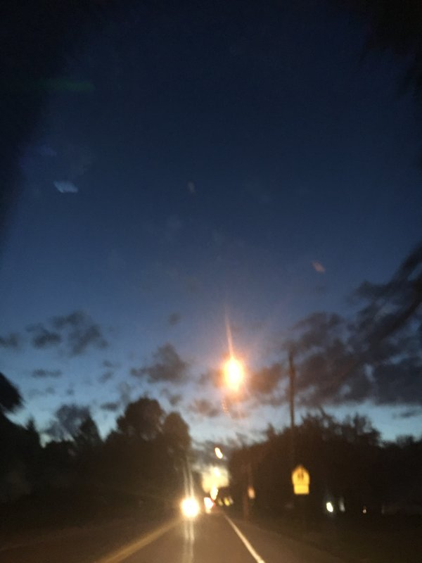 Night sky~