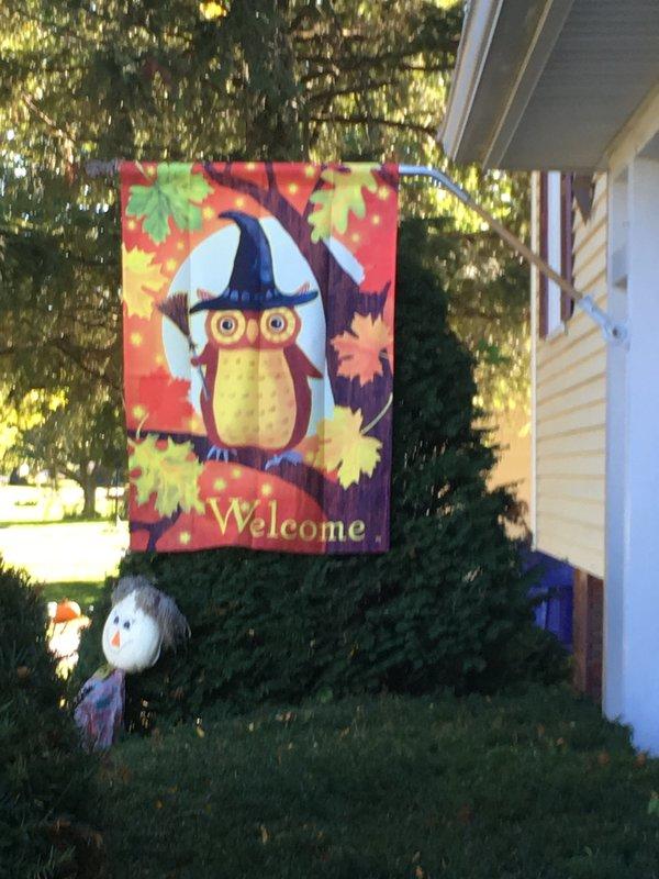 Our front door~