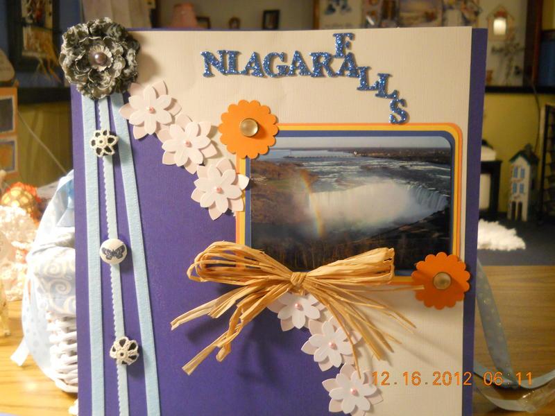 Niagara Falls, CA.