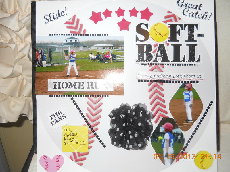 Softball Spring 2012