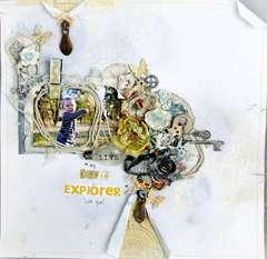 little explorer *Prima Craftsman*
