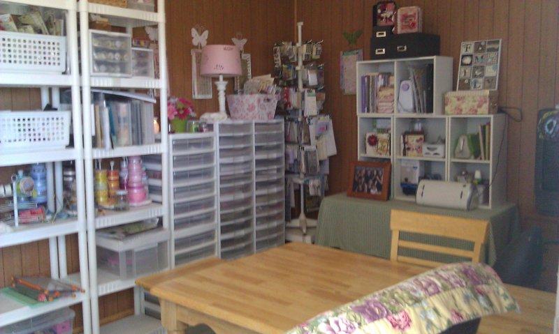 New Scrap Room