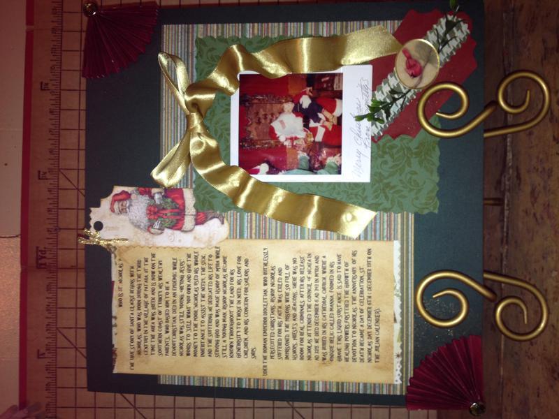 St. Nicholas aka. Santa Clause #3