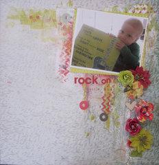 Rock On Little Dude