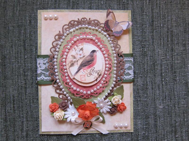 Grace Birthday Card