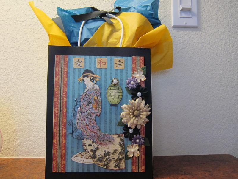 Bird Song Gift Bag