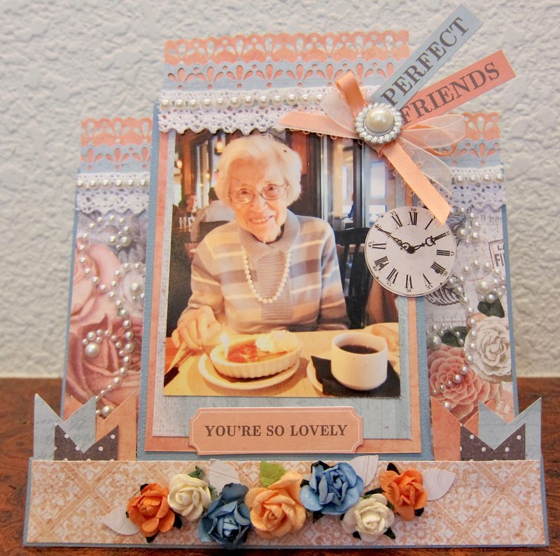 Forever Friends Sympathy Card