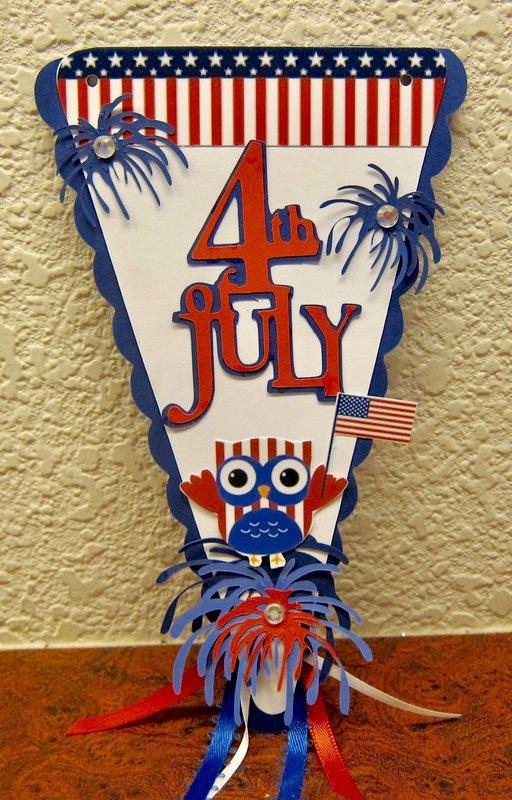 Owl 4th of July