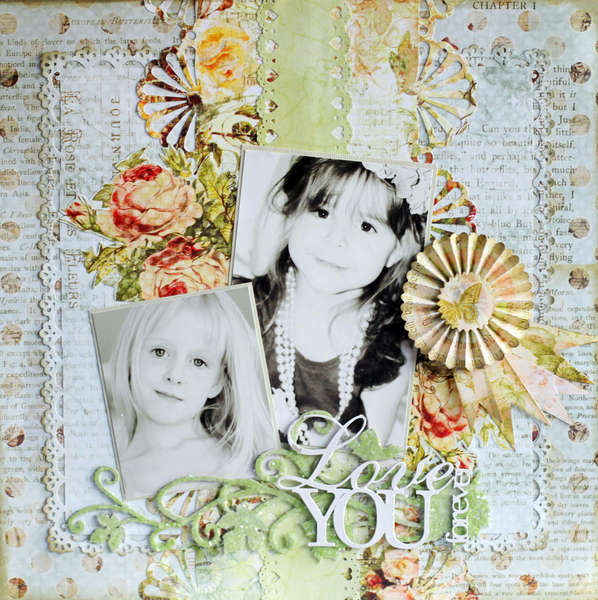 Love You Forever **Imaginarium Designs**