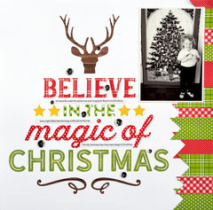 Believe In The Magic Of Christmas | Jillibean Soup