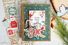 Merry Little Christmas Mini Album