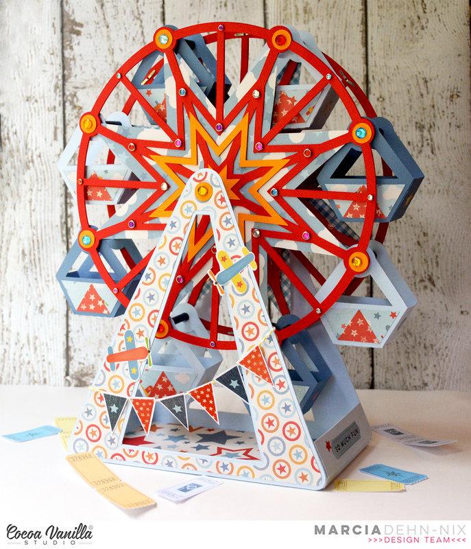 Take Flight Ferris Wheel