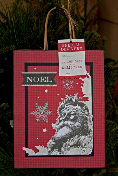 Noel Gift bag