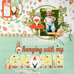 Hanging WIth My Gnomie