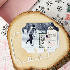 Hey Santa - December Daily Memorydex Card
