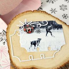 Joy - December Daily Memorydex Card