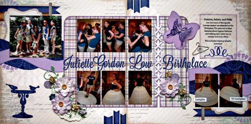 Juliette Gordon Low Birthplace