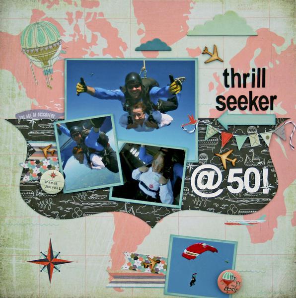 Thrill Seeker @ 50