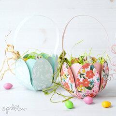 Spring Tulip Baskets