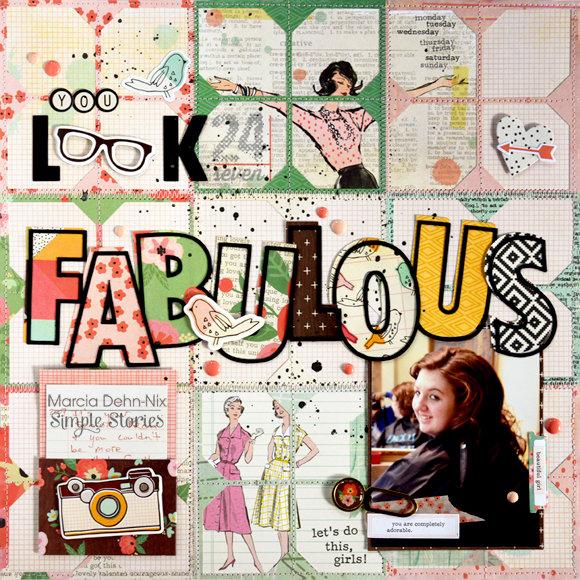 You Look Fabulous!