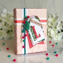 Tropical Gift Tag & Wrap