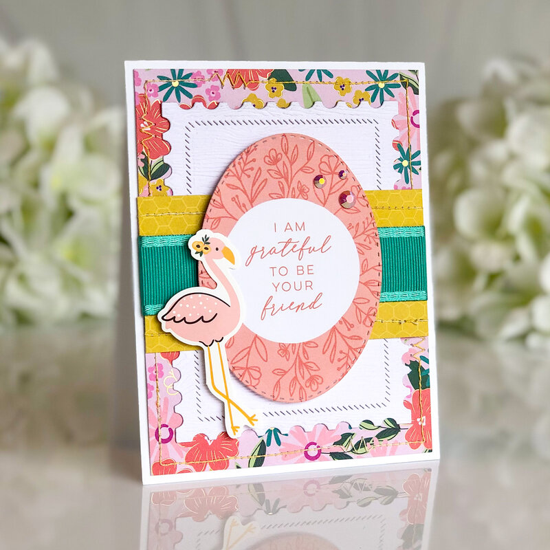 Grateful for Your Friendship Card