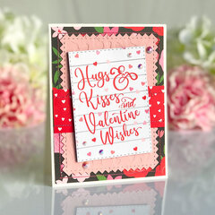 Valentine Wishes Card
