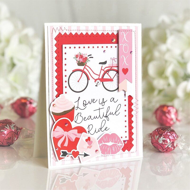 Life is a Beautiful Ride Card