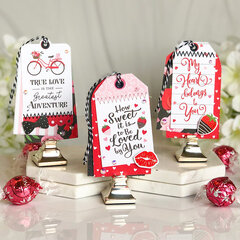 Cupid & Co Tag Set