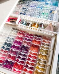 Sequin & Bead Storage