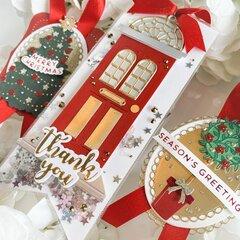 Holiday Hostess Tag Trio