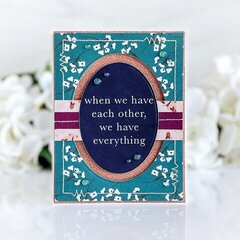 Pocket Cards to Greeting Cards: Family Edition Card 4