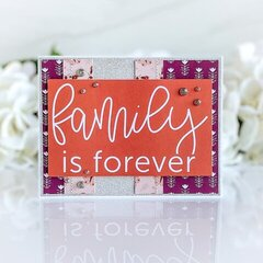 Pocket Cards to Greeting Cards: Family Edition Card 3