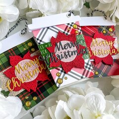 Coffee Cup Gift Card Holder/Tag