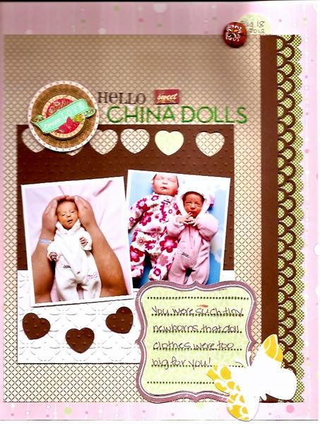 Hello China Dolls