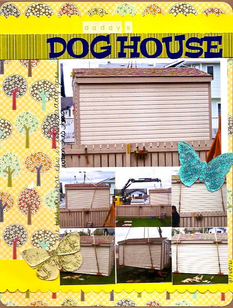 Daddy's Dog House