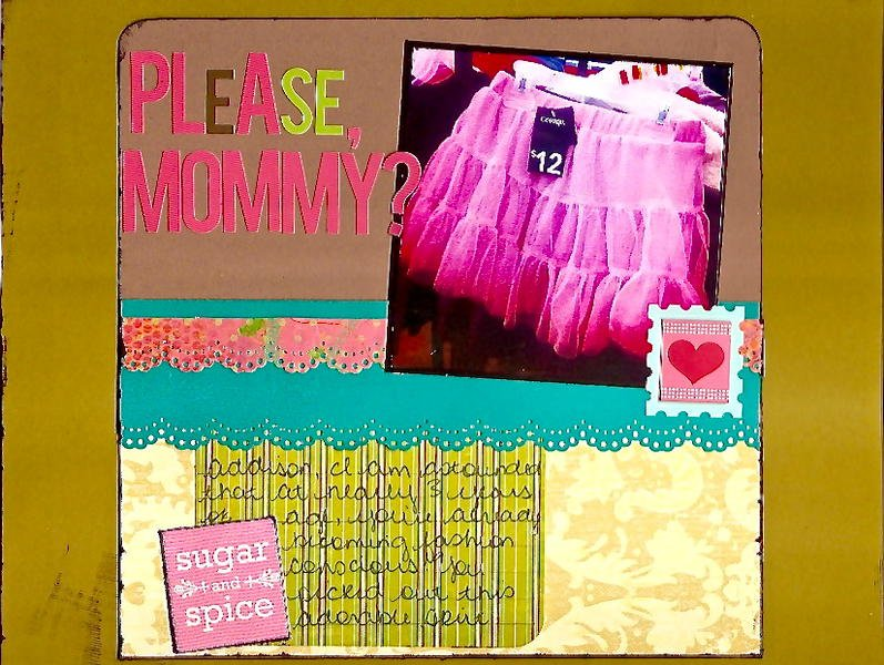 Please, mommy?