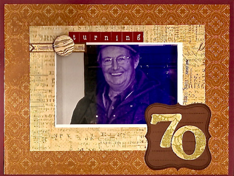 Turning 70
