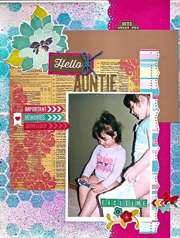 Hello Auntie