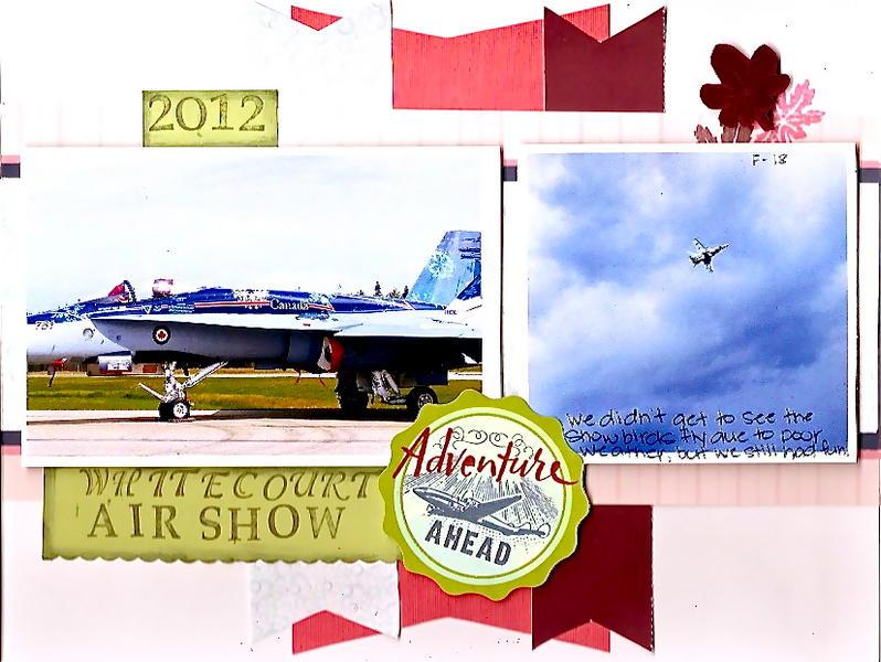 Whitecourt Air Show