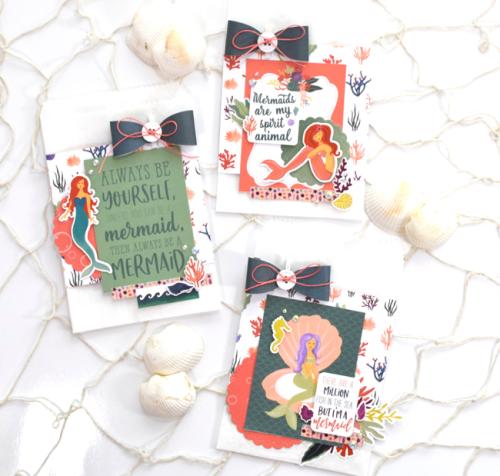 Mermaid Tales Gift Bags