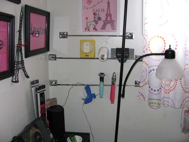My scrappin studio
