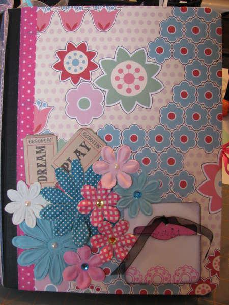 Secret sister journal swap