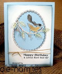 Happy Birthday  **Die-Namites**