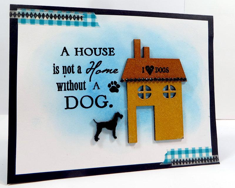 Dog Card