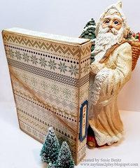 Gift / Storage Box with Eileen Hull's Sizzix Die