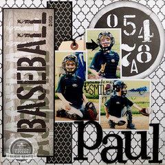 Baseball Paul