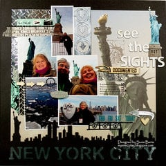 New York City: See the Sights  **Want2Scrap**