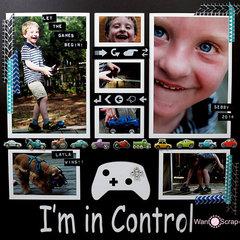 I'm In Control