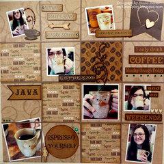 Coffee Layout